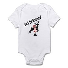 Do It for Grandma! Infant Bodysuit