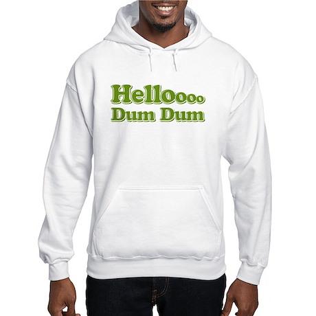 College Humor Great Gazoo Hooded Sweatshirt