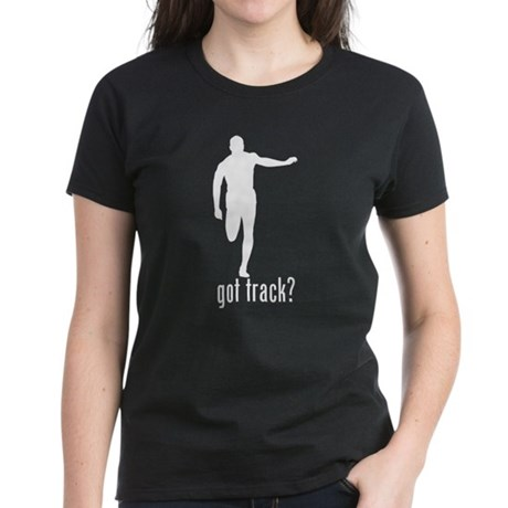 Track & Field 2 Women's Dark T-Shirt