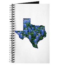 TX Bluebonnets Journal