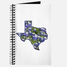 TX Bluebonnets Journal