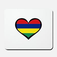 Mauritius Love Mousepad