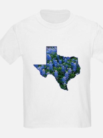 TX Bluebonnets T-Shirt