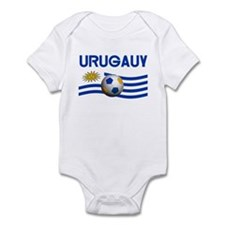 TEAM URUGUAY WORLD CUP Infant Bodysuit