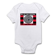 YOU ARE NOW ENTERING #2 Infant Bodysuit