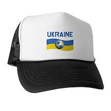 TEAM UKRAINE WORLD CUP Trucker Hat
