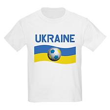 TEAM UKRAINE WORLD CUP T-Shirt