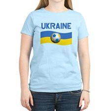 TEAM UKRAINE WORLD CUP T-Shirt