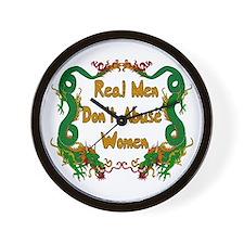 Ending Domestic Violence Wall Clock