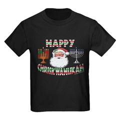 HAPPY CHRISKWANUKAH T