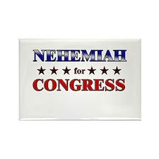 NEHEMIAH for congress Rectangle Magnet