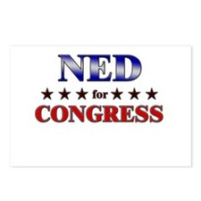 NED for congress Postcards (Package of 8)