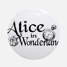 Cute Adventure time Round Ornament