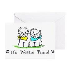 Cool Deedle designs Greeting Cards (Pk of 10)