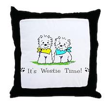 Cool Deedle designs Throw Pillow