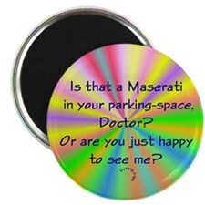 "Unique Silly 2.25"" Magnet (10 pack)"
