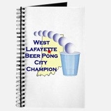 West Lafayette Beer Pong City Journal