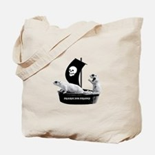 Prairie Dog Pirates Tote Bag