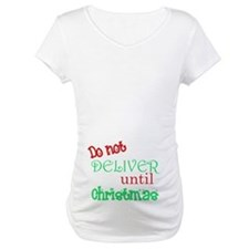 Cute Delivering christmas Shirt