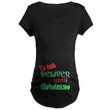 3-dontdel Maternity T-Shirt