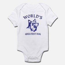 Icelandic Sheepdog Infant Bodysuit