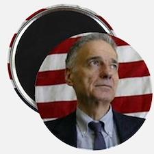 """Ralph Nader """"Flag"""" Magnet"""