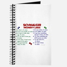 Schnauzer Property Laws 2 Journal
