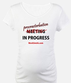Meeting Procrasterbation 01 Shirt
