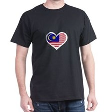 Malaysia Love T-Shirt