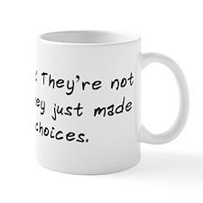 """Grad Students"" Mug"