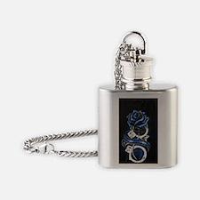 Cute Line Flask Necklace