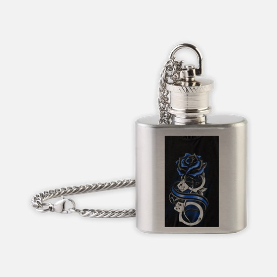 Cute Thin Flask Necklace