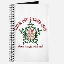 Christmas Light Stringer Upper Journal
