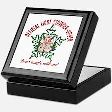 Christmas Light Stringer Upper Keepsake Box