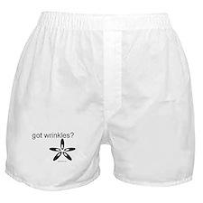 Got Wrinkles? Boxer Shorts