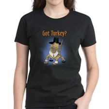 Got Turkey (dark colors) T-Shirt