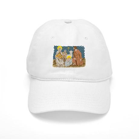 Christmas Nativity Cap