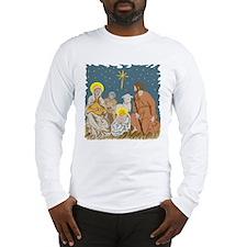 Christmas Nativity Long Sleeve T-Shirt