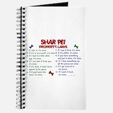 Shar Pei Property Laws 2 Journal