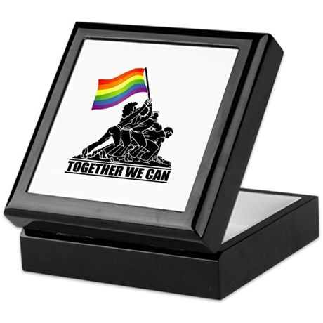Together We Can Keepsake Box