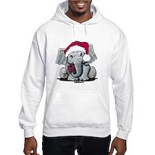 Holiday Elephant Hoodie