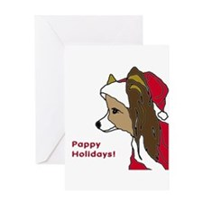 Pappy Holidays! Greeting Card