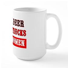 Who Needs Women Mug