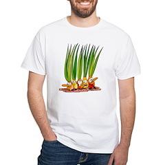 T-Shirt White 6.1 oz