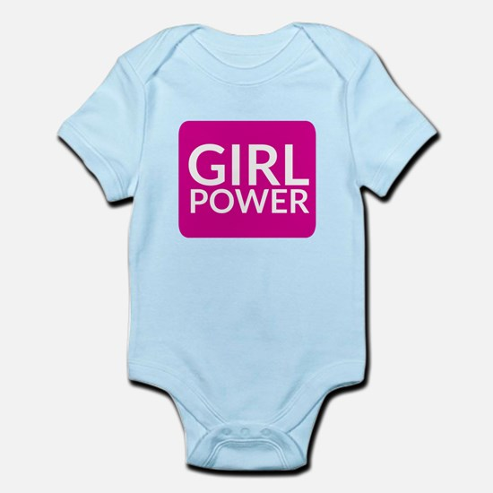 Girl Power Body Suit