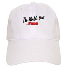 """The World's Best Pepe"" Baseball Cap"