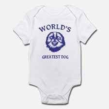 Japanese Chin Infant Bodysuit