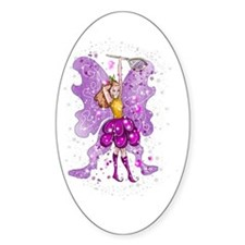 Polly The Playtime Fairy Sticker