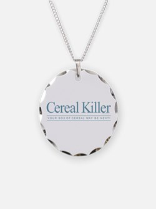 Cereal Killer Necklace