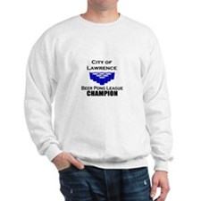 City of Lawrence Beer Pong Le Sweatshirt